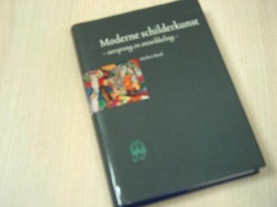 Read herbert moderne schilderkunst oorsprong en for Moderne schilderkunst