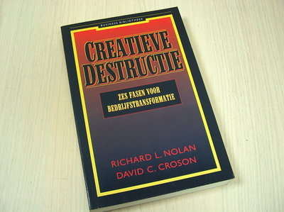 Nolan, R.L. - Creatieve  destructie