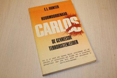 Hunter - Huurmoordenaar carlos / druk 1