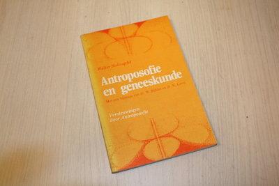 Holtzapfel - Anthroposofie en geneeskunde / druk 1