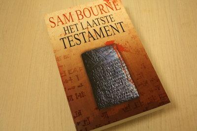 Bourne, Sam - Het laatste testament