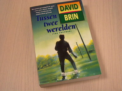 Brin, David  - Tussen  twee werelden