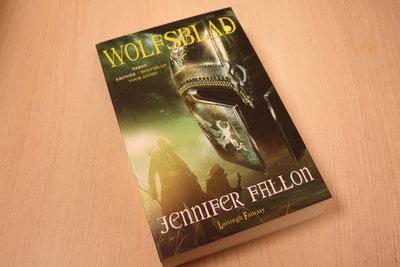 Fallon, Jennifer - Wolfsblad 3 Wolfsblad voor altijd
