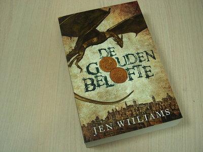 Williams, Jen -  De gouden belofte