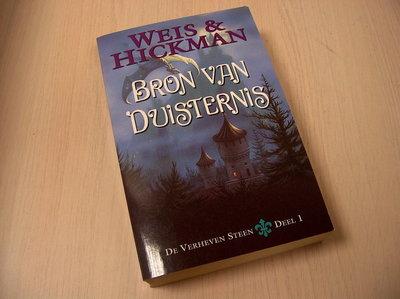 Weis, M.  Hickman, T. - De verheven steen / 1 Bron van duisternis / druk 1