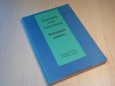 Rispens - Diagnostiek in de hulpverlening. - Methodische asp