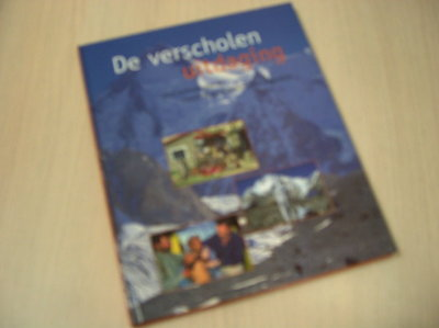 Gebuys, D. - De verscholen uitdaging (Gasherbrum I) / Het verhaal van de Dutch Hago Gasherbru