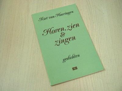 Haeringen - Horen zien en zingen / druk 1