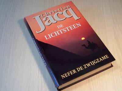 Jacq - De Lichtsteen -  Nefer de Zwijgzame