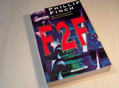 Finch - F2F - Een psycho-killer besluipt internet!