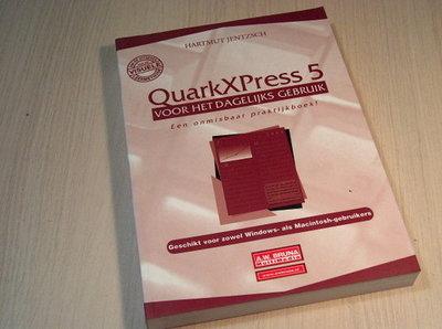 Jentzsch - QuarkXPress 5 - Voor het dagelijkse gebruik