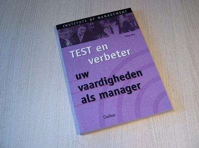 Burt - Test en verbeter uw vaardigheden als manager