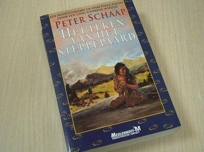 Schaap, Peter - Het Teken van het Steppepaard