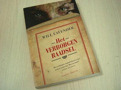 Lavender, W. -  Het verborgen raadsel