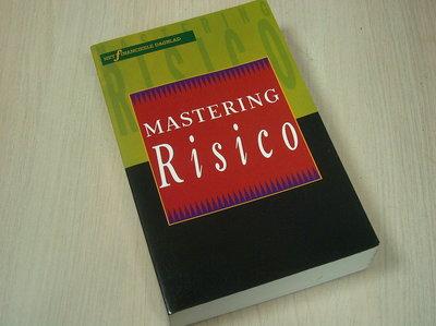 Heijningen, B. van - Mastering risico