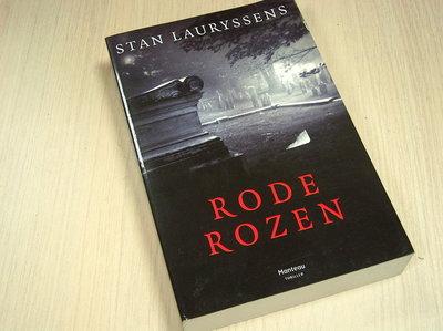 Lauryssens, Stan - Rode rozen