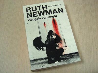 Newman, R. - Vleugels van angst