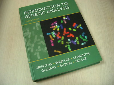Griffiths, John F. - Introduction To Genetic Analysis