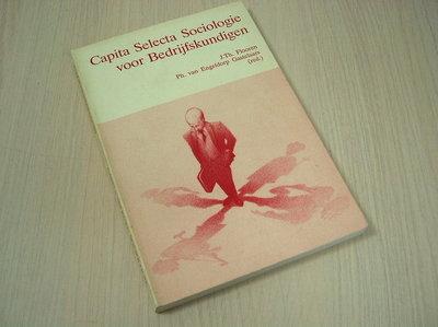 Flooren, J.Th. e.a. - Capita Selecta Sociologie voor Bedrijfskundigen