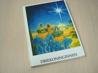 Dijch, Threes van - Jan Peijnen - Driekoningen - Rondom Kerstmis