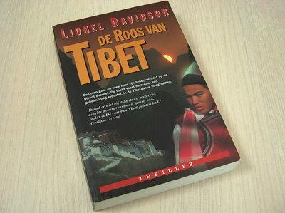 Davidson, Lionel - De roos van Tibet