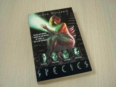 Navarro, Yvonne - Species