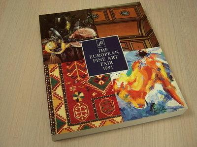 red. - Handbook 1991 The European Fine Art Fair