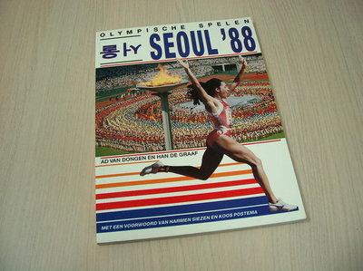 Dongen, A. van en Graaf, H. de - Olympische Spelen Seoul '88