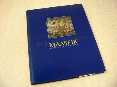 9071841049 - Bejaardenzorg in Maaseik door de eeuwen heen - Jubileumuitgave 25 jaar Rustoord Maaseik