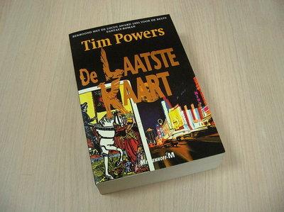 Powers, Tim - De laatste kaart