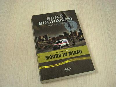 Buchanan, Edna - Moord in Miami