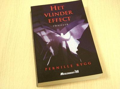Rygg, Pernille. - Het vlinder effect.
