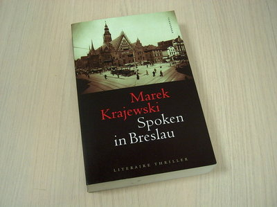 Krajewski, Marek - Spoken in Breslau
