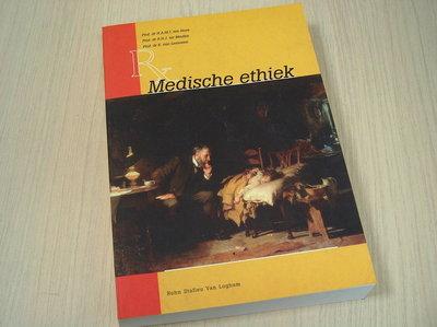 Have, H.A.M.J. ten Meulen, R.H.J.  - Medische ethiek