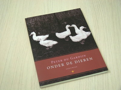 Gardijn, Peter du - Onder de dieren - gedichten