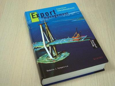 Kympers, L.  e.a. - Export management - Exporteren Internationaliseren.