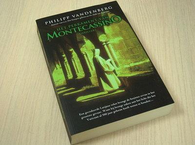 Vandenberg, Philipp - Het perkament van Montecassino
