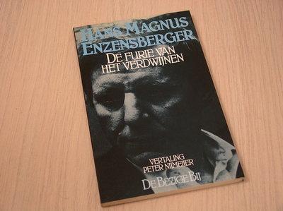 Enzenberger, Hans Magnus - De furie van het verdwijnen. Gedichten.