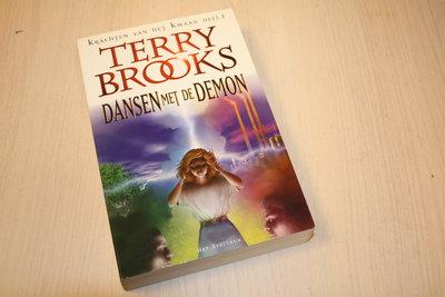 Brooks, Terry - Krachten van het kwaad / 1 Dansen met de demon / druk 2
