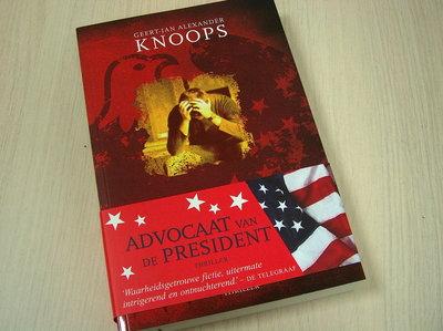 Knoops, Geert Jan Alexand - Advocaat  van de president